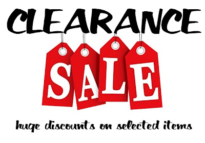 Sale / Clearance / Demo