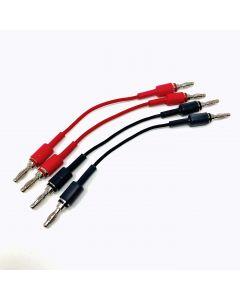 Cardas Bi-Wire Jumper Cables - BANANA