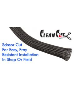 "TECHFLEX Clean Cut 1/4"" Braided Sleeving"