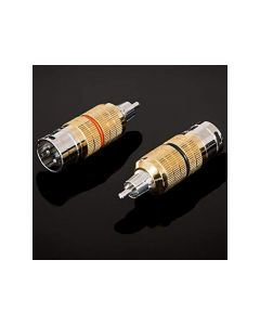 Cardas Audio CGA CGMXLR-FRCA Male XLR to RCA Adapter Pair