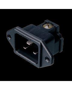 Furutech FI-33 Rhodium IEC 20A Inlet