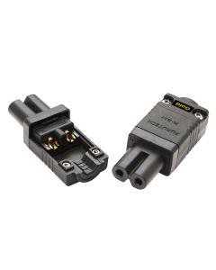 Furutech FI-8.1N Gold C7 Slim connector