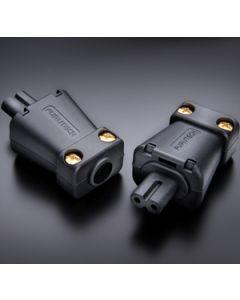 Furutech FI-8N Rhodium C7 IEC Connector Plug