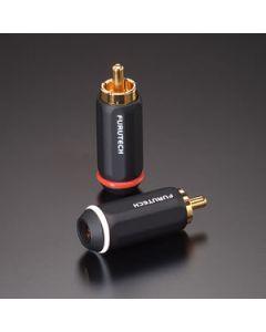 Furutech FP-126 Gold RCA Plug 4 pack