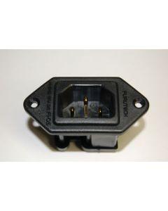 Furutech FI-09 IEC AC Inlet Gold