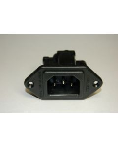 Furutech FI-09 IEC AC Inlet Rhodium
