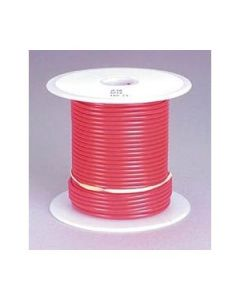 Primary Chassis 16 AWG Stranded Red Hook-Up Wire 100ft