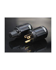 OYAIDE C-029 IEC Brass Connector