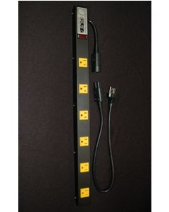 Synergistic Research QLS-6 Line Power Strip