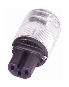 WATTGATE 320i IEC AC Connector  Plug CLEAR